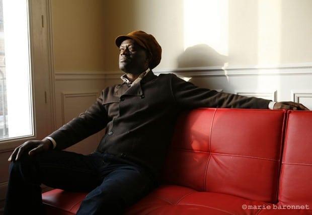 Alain Mabanckou ecrivain, Paris 2009