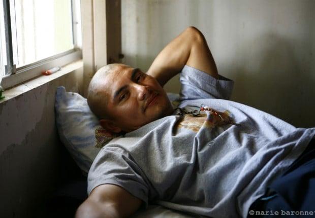 24 Isaias Guttierez Hernandez, casa migrante, Mexicali Mexique 2009