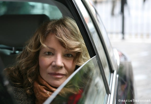 47 Nicole Garcia comedienne, tournage Madame de Cyprien Vial, Nice 2009