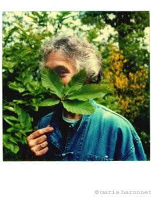 Annie Baronnet, monteuse, Louveciennes 2004