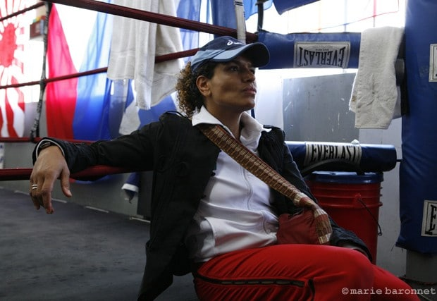 Lucia Rijker actrice los angeles 2008