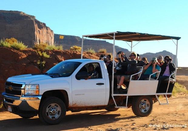 Monument Valley Utah /Arizona 2013. Safari tour in Monument Valley